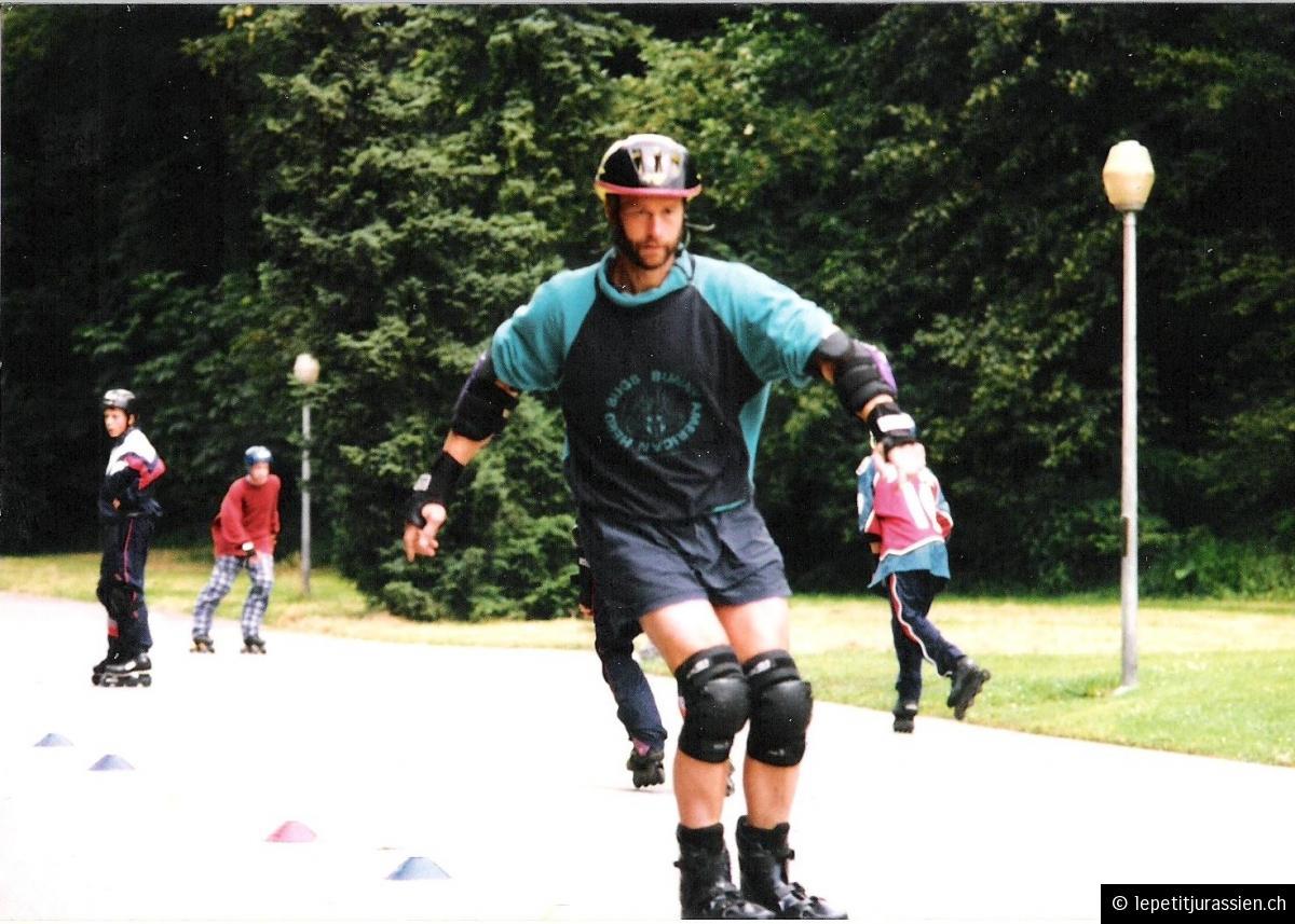 Sportif tous azimut - Lausanne juin 1997